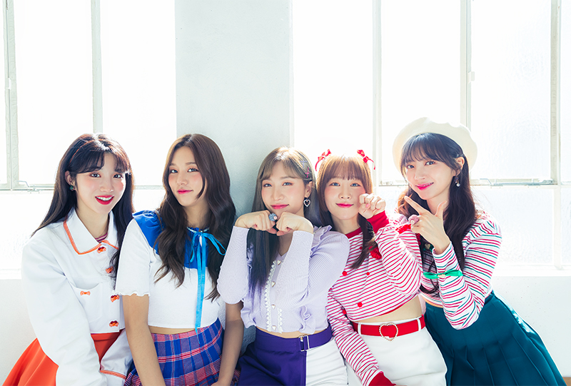 LABOUM Japan official site